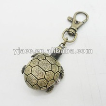fashion clock keychain for gifts for gifts