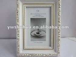 2012 promotional wooden photo frame