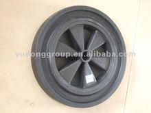 Solid wheelbarrow wheel 400-8 products
