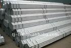 welded pre galvanized steel pipe for furniture