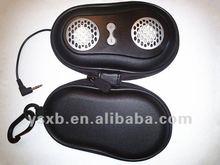 Current EVA + PU Speaker box for phone