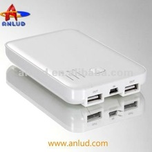 2012 HOT SALE 5000mah power bank external battery pack
