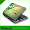 free laptop skin with gel or epoxy glue