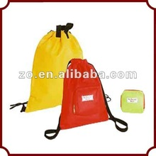 2012 best selling polyester drawstring bag
