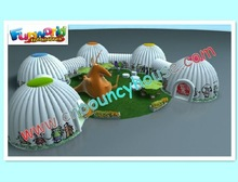 2012 best selling inflatable igloo dome