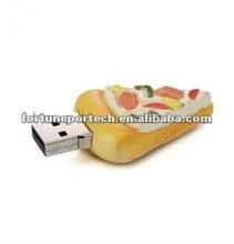 lovely pizza usb flash drive 2gb/4gb/8gb/16gb/32gb