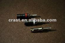 Hifi accessories Rhodium Plated Audio Banana Plug