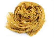XH-914 New fashion chiffon voile scarf 2012