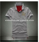 Latest Style Hottest Sale Classic Pique Polo T-shirt
