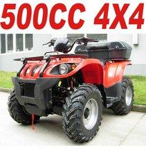 500CC 4X4 FARM ATV(MC-394)