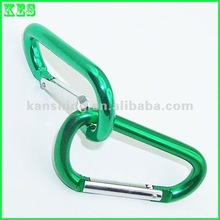 2012 Top Selling Designer Carabiner With Keychain