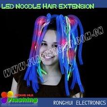 noodle mesh led hair extension address
