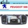 Pegueot 508 Car DVD Player 2011-2013 Year