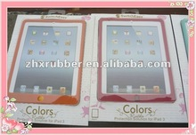 2012 New Coming Silicone Case for Ipad 3