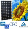 195W high-power Solar Panels
