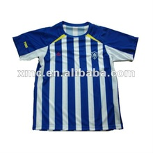 custom heat transfer team football shirt football jersey