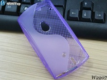 S Gel Case For Xperia Neo Case Cover