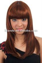 regular straight fashion fiber belle full lace wig