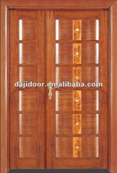 Teak Wood Door Designs 407 x 600