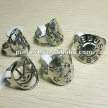 Multi-Design Top Selling 2012 Stainless Steel Rings