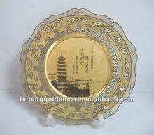 customised copper tourist attractions souvenir
