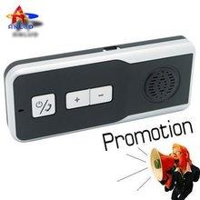ALD66 Sun visor toyota corolla bluetooth car kit support dual bluetooth cellphones