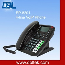 IP phone call center ,VOIP SIP Phone(EP-8201)