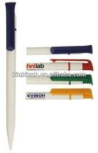 OEM AL-33 plastic ballpen free pen sample