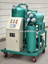 XL-50R hydraulic oil purifier,motor oil, tyre oil recycling machine