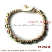 2012 girl's design gold plated bracelet