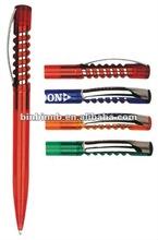 OEM AL-36 plastic transparent promotion pen