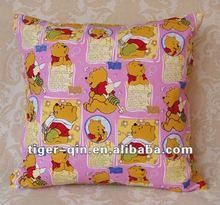 Square bamboo chair cushion