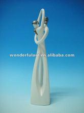 Popular porcelain figurine craft for Valentine's day