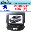 PEUGEOT 4007 Car MP3 Player With 8 Inch HD Digital Touch Screen, GPS, IPOD, Wince5.0 OS