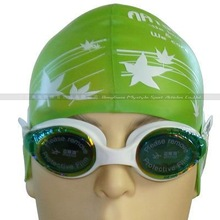 2015 PRINTED SWIMMING CAP FOR HOLIDAYS