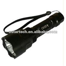 WF-C8T6 1000lumen multifunctional led torchlight with aluminum body