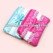 New design lovely bow cell phone bags
