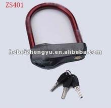 Seguridad zs-401 candado alarma, candado con alarma