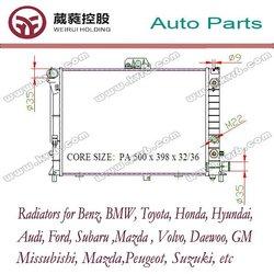 Auto Radiator For SAAB 9000 OEM 4358040/4360327/4660293/7599194 Nissan 64033A Radiator buy car radiator