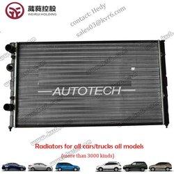 volkswagen parts buy auto radiator automotive radiator Auto radiator for VW 1H0121253CB
