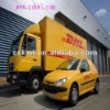 the DHL international cargo forwarding to Iraq from Shenzhen Guangdong China