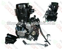 New Lifan 250cc engines for motorcycles