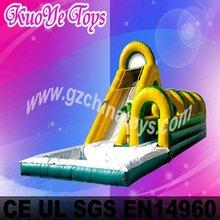 Top sale inflatable water slide
