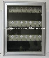 Aluminium key board