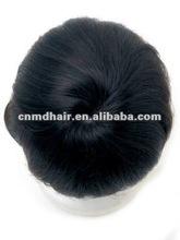 100% Human Hair Full Lace Mens Wig