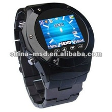 1.5 inch touch screen, mp4 music, high clear camera,GPRS,bluetooth new design mobile phone watch