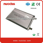 6V 4000mAh rechargeable battery pack for led lights (3.7V cell)