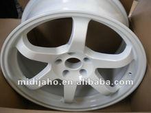 High Quality White Alloy Wheel