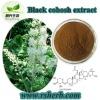 High quality Black Cohosh P.E.Cimicifuga Romose L.CAS NO:528-43-8