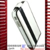 white cell phone leather case for iPhone 4s